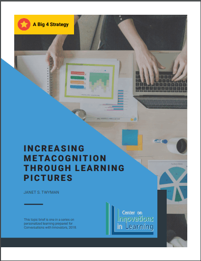 Increasing Metacognition Through Learning Pictures Cover