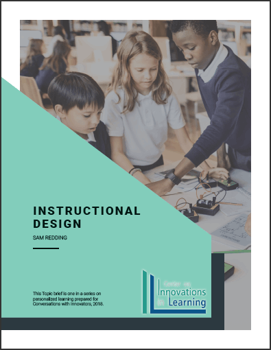 Instructional Design Cover